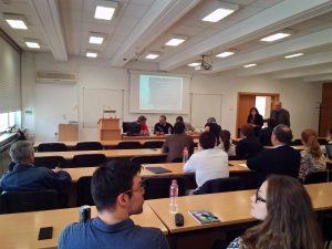 """общоуниверситетския семинар """"Гражданското общество и политическата система в епохата на прехода"""""""
